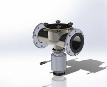 Chaudronnerie inox conception 3D